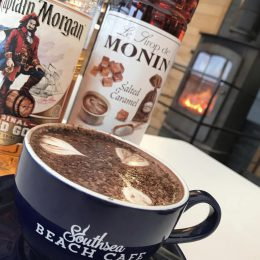 Hot Drinks for Wintery Days